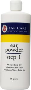 Miracle Care Dog Ear Powder, 96 grams