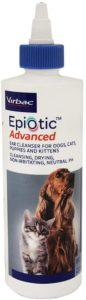 Virbac Epi-Otic Advanced Ear Cleaner for dogs, 8 oz